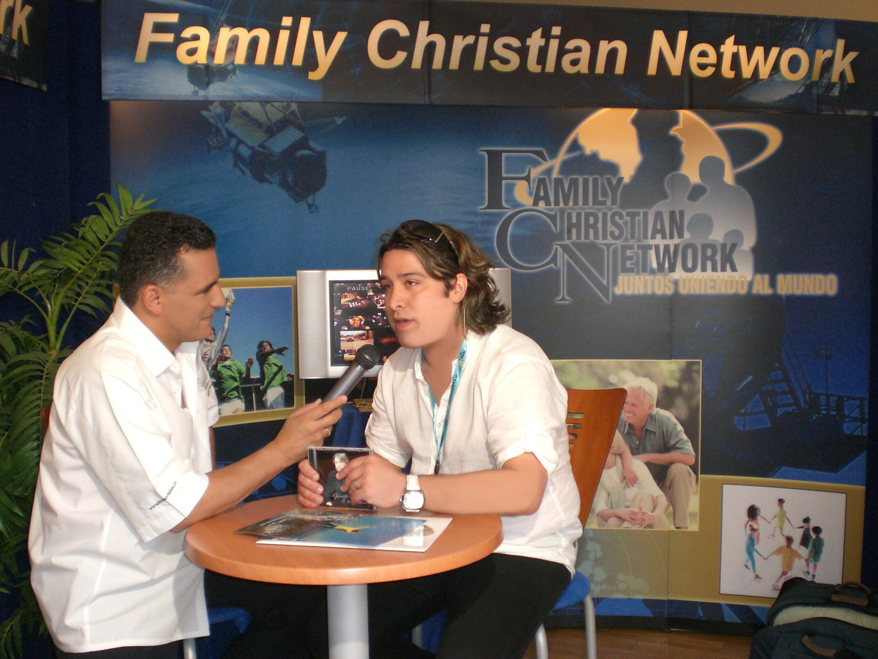 Davi Wornel TV Family Christian Network